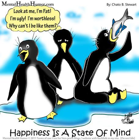 Three Penguins,